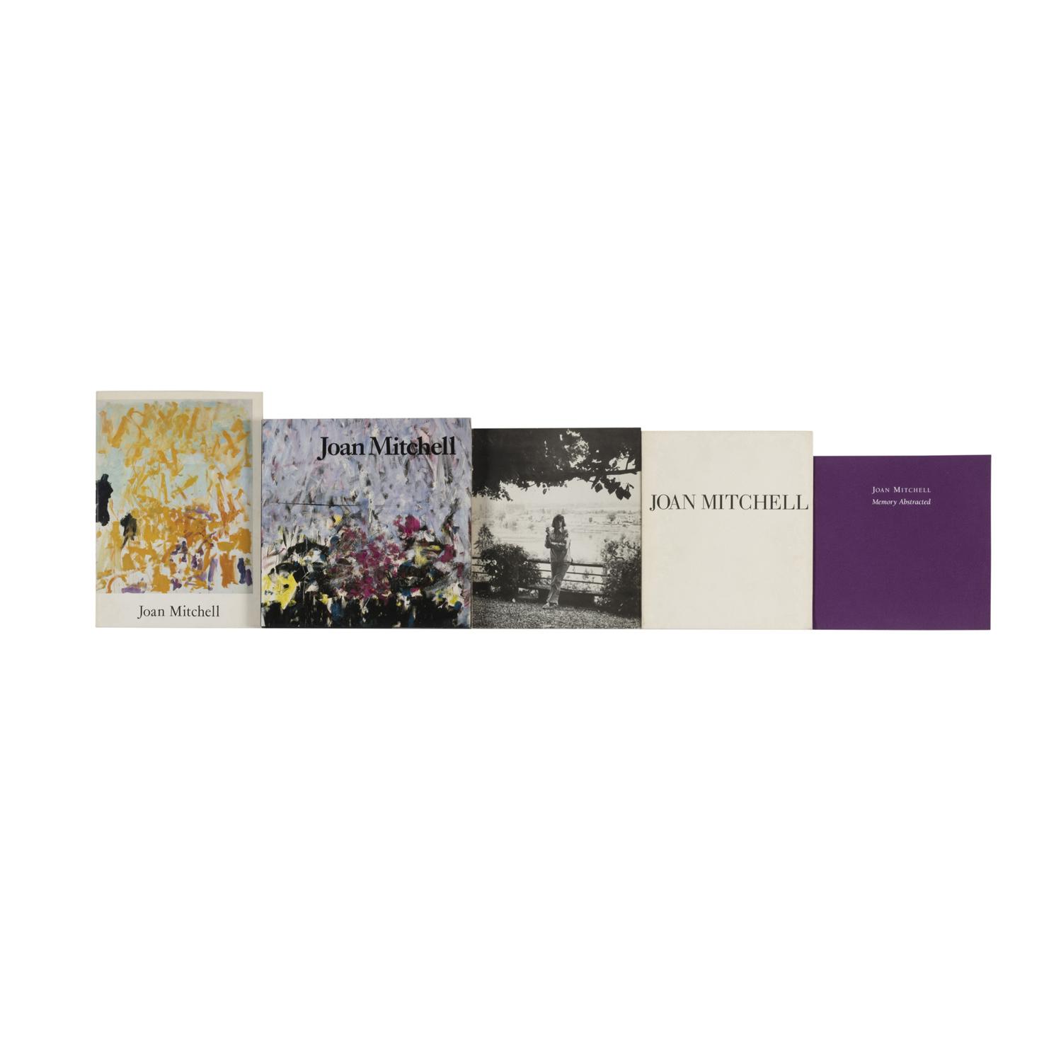 - Joan Mitchell. Choix de peintures 1970-1982, 1982, MAMVP, Paris - J. E...