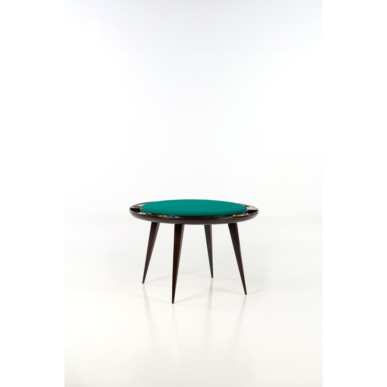 Gio Ponti (1891-1979) & Lio Carminato (XX) Playing table